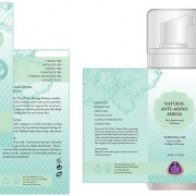 Cosmetic product labelling